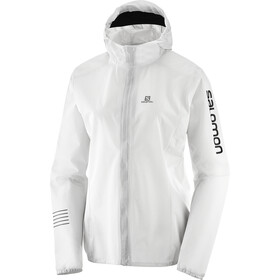 Salomon Lightning Race WP Jacket Women white